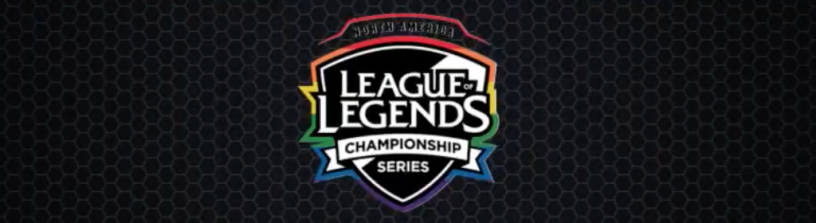 NA LCS Introduces Special Logo For Pride Month.