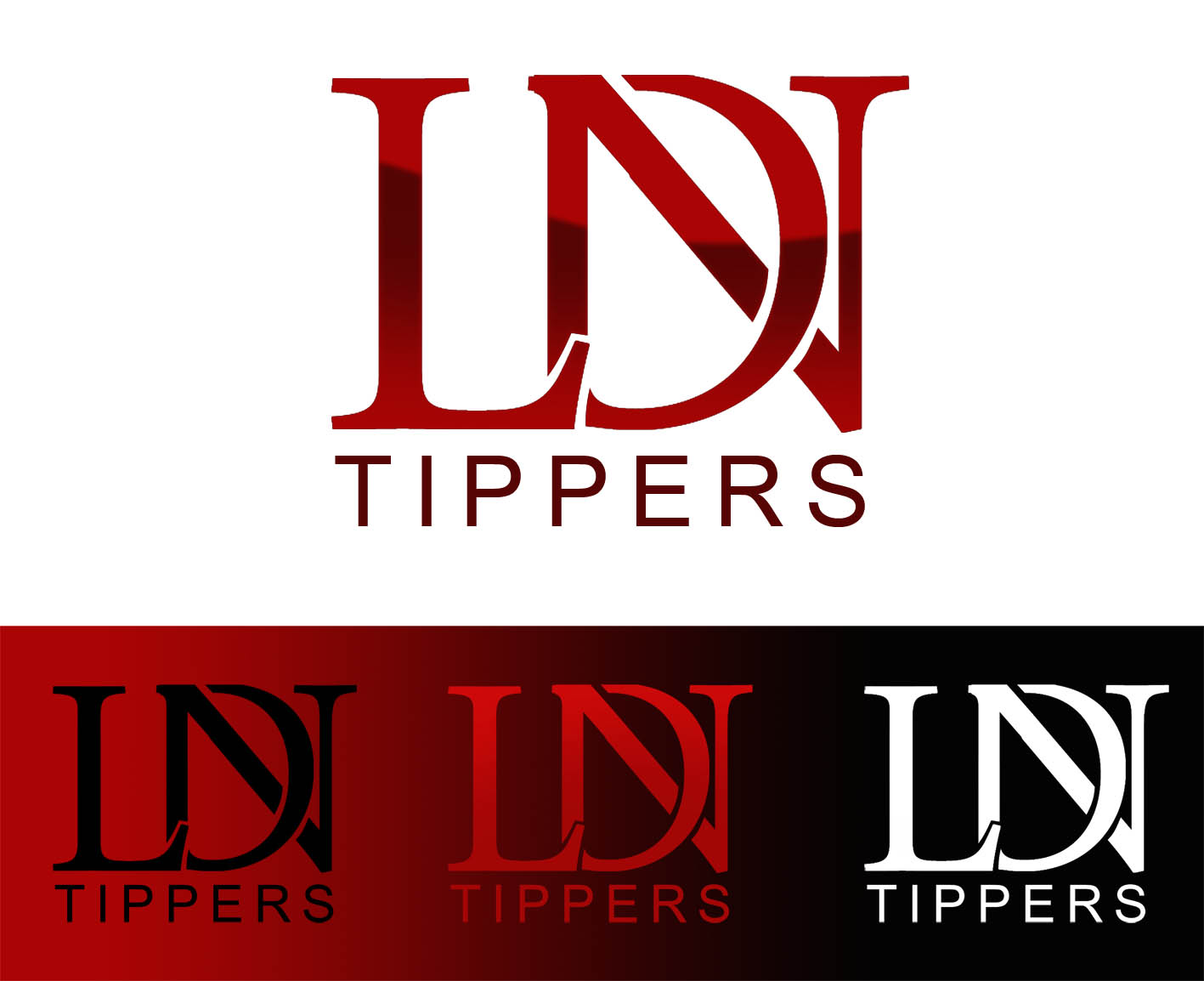 Serious, Personable, Clothing Logo Design for LDN TIPPERS or.