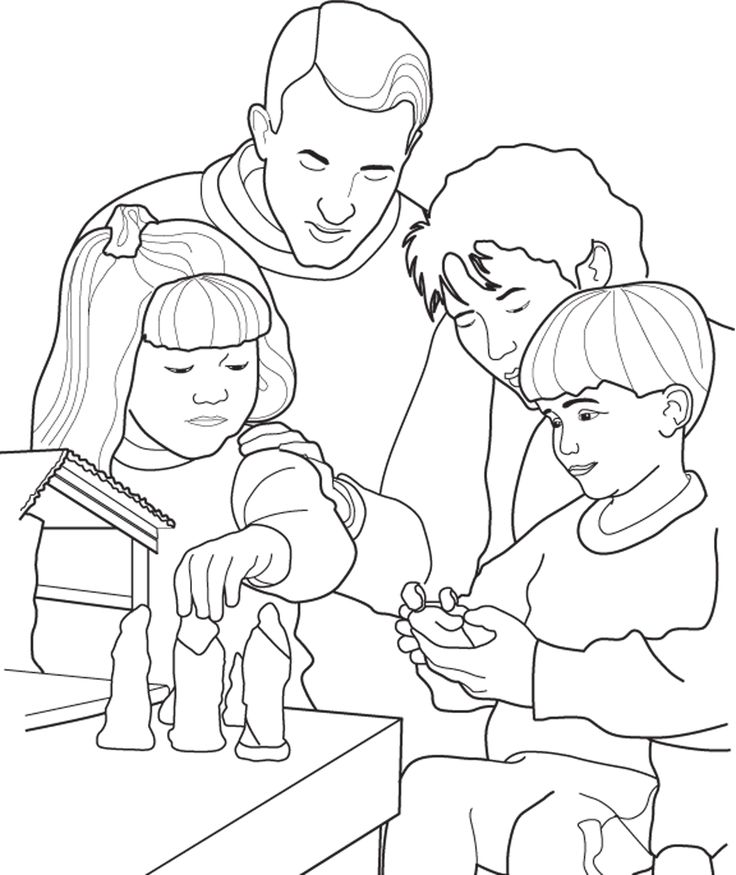 45 best images about LDS Primary Coloring Pages on Pinterest.
