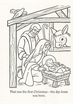 Nativity Clipart Color Lds 20 Free Cliparts Download