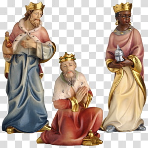Biblical Magi Epiphany Christmas Day , Uf transparent.
