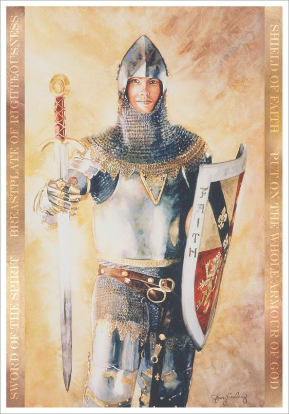 Armour of God.