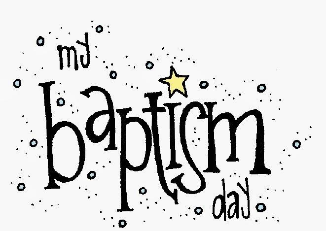 Lds clipart baptism girl.