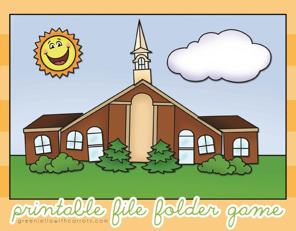 83+ Lds Church Clipart.