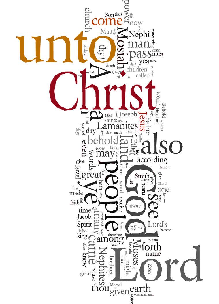 Come Unto Christ by th3thr1ll3r on DeviantArt.