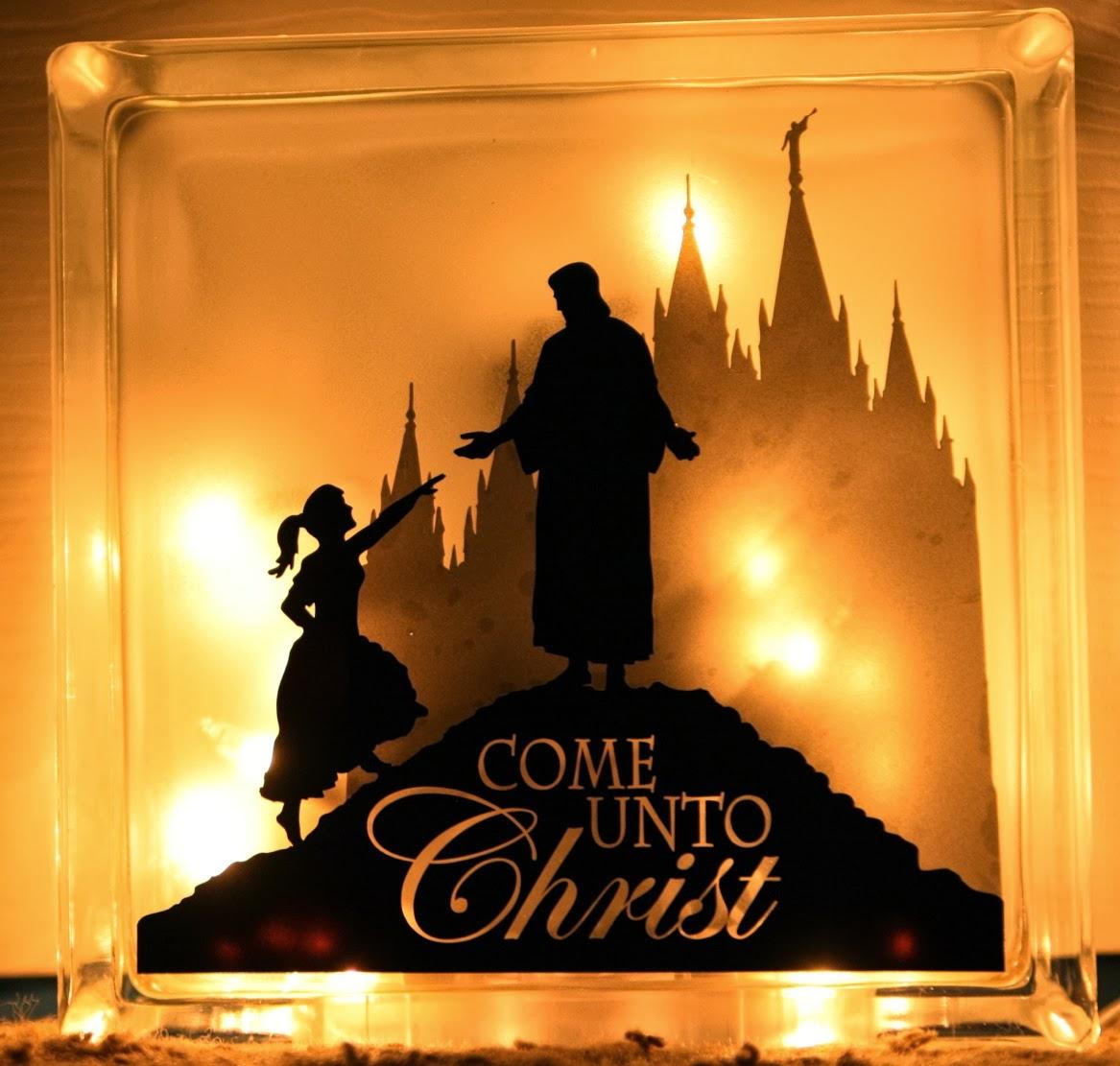 Lds Clipart Come Unto Christ Clipground