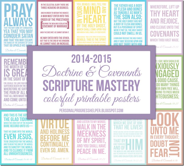 17 Best ideas about Doctrine And Covenants on Pinterest.