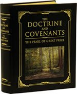 Discovering Mormon Doctrine & Covenants.