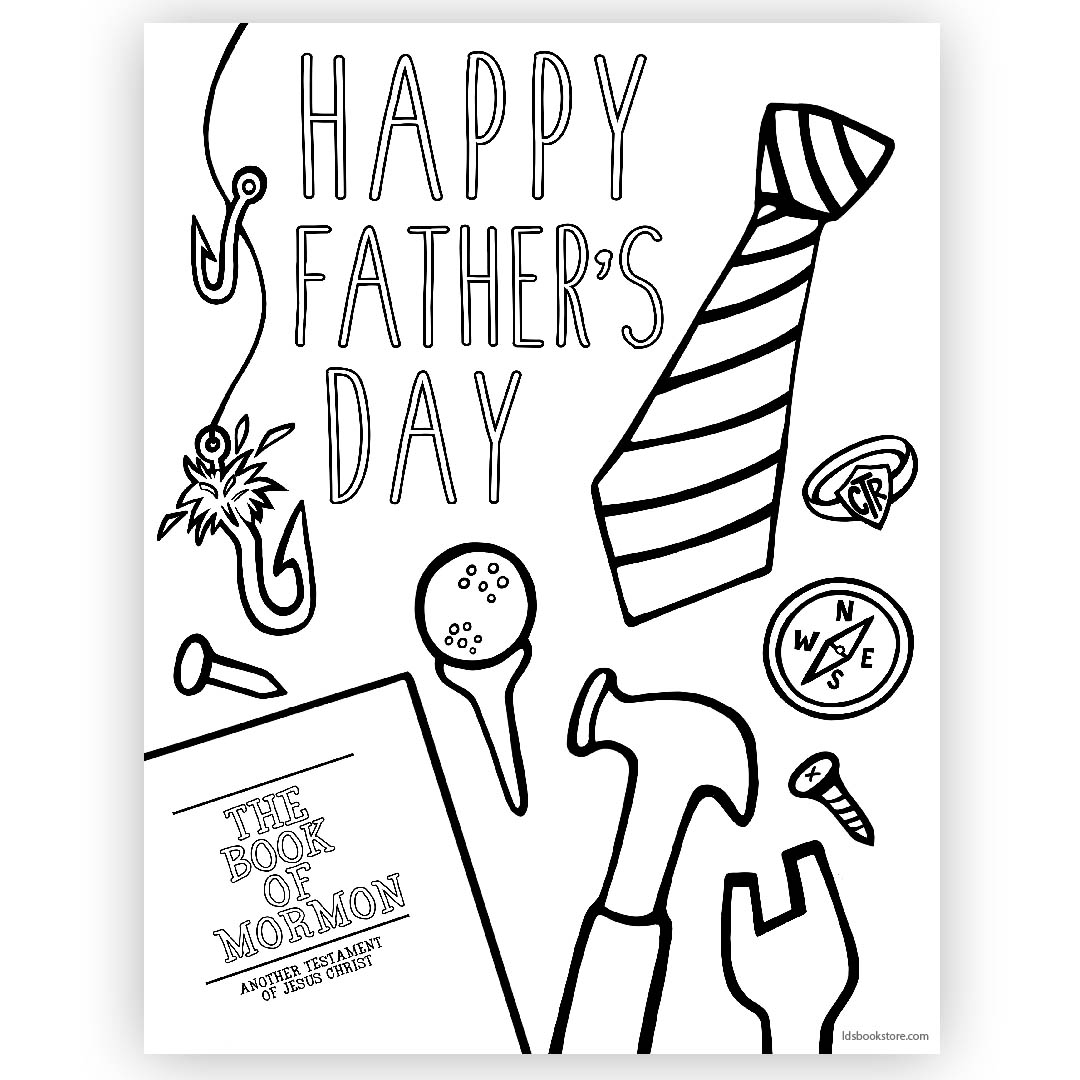Lds clipart fathers day, Lds fathers day Transparent FREE.
