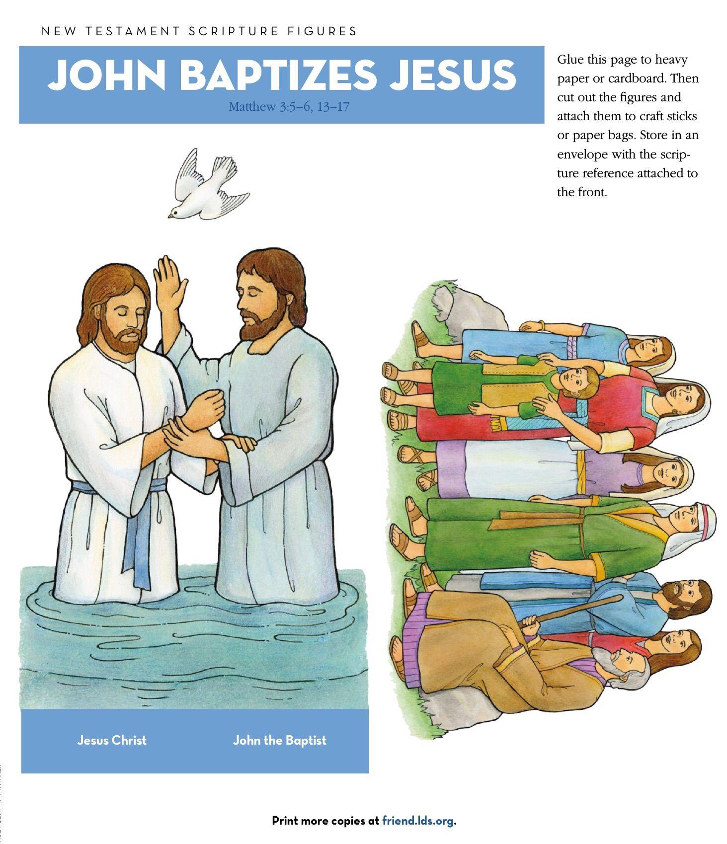 new testament LDS clip art.