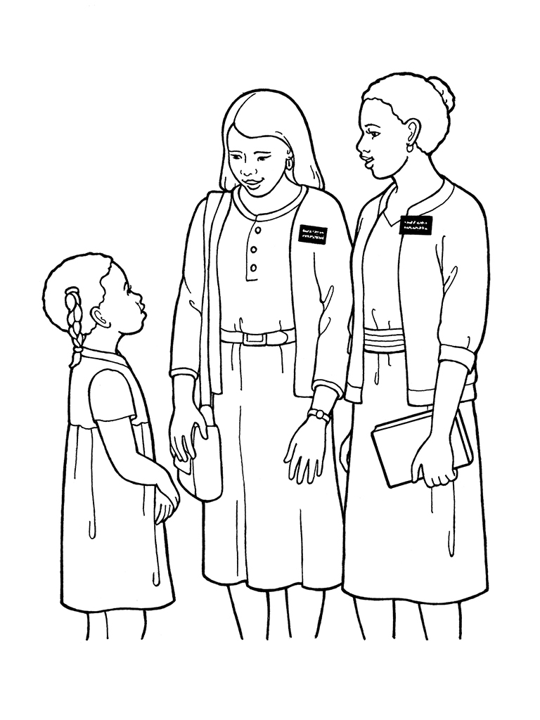 Lds clipart missionary 4 » Clipart Station.