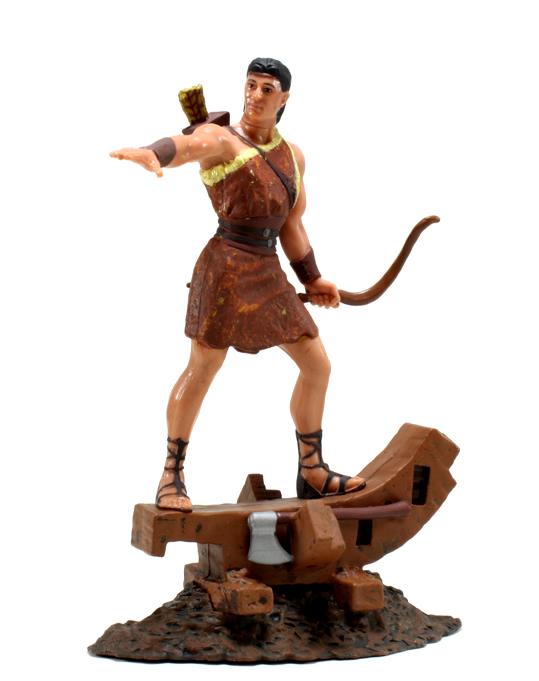 Nephi Figurine.