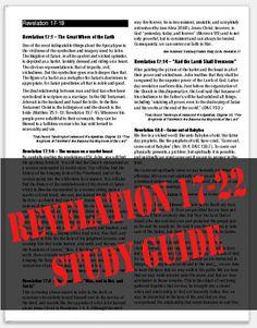 Mormon Share } Revelation 1.