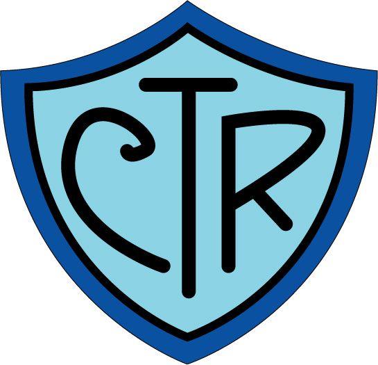 Mormon Share } CTR Shield.