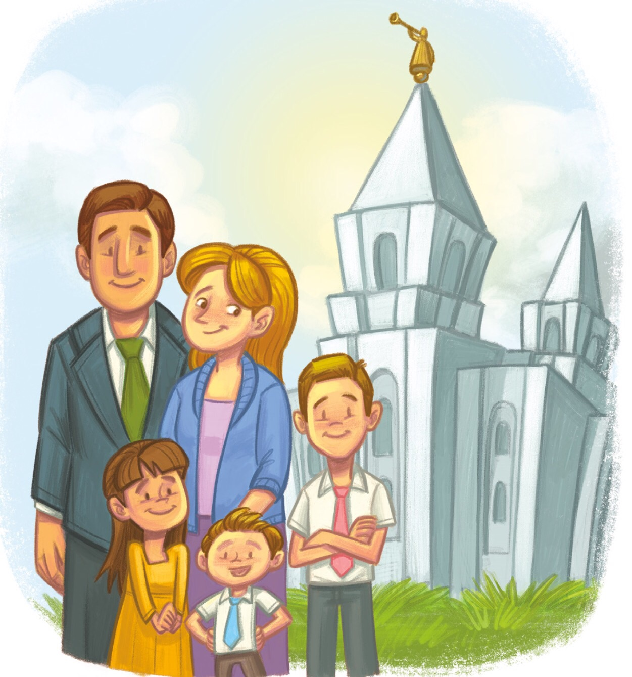 Tithing: Clipart.