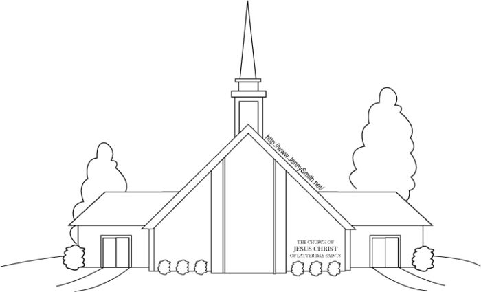 Download mormon share } lds meeting house.