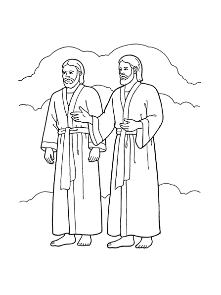 Coloring pages of jesus standing ~ lds jesus christ clipart 20 free Cliparts | Download ...