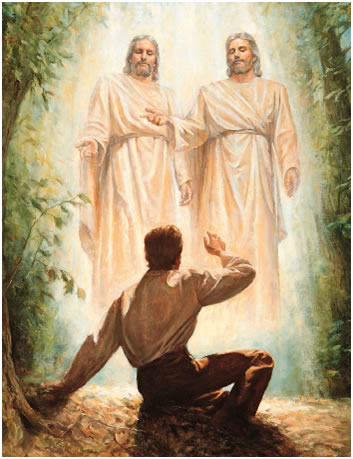 Joseph Smith\'s First Vision.