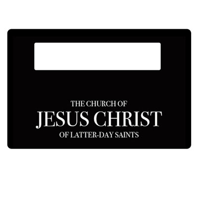 Missionary Name Tag Printable That are Magic.