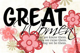 LDS Handouts: Mother\'s Day Quote.