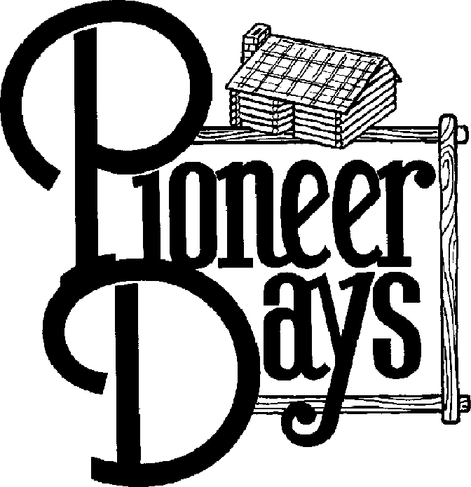 Pioneer Day Clipart.