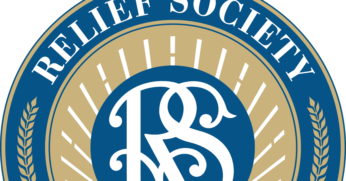 R clipart relief society, R relief society Transparent FREE.