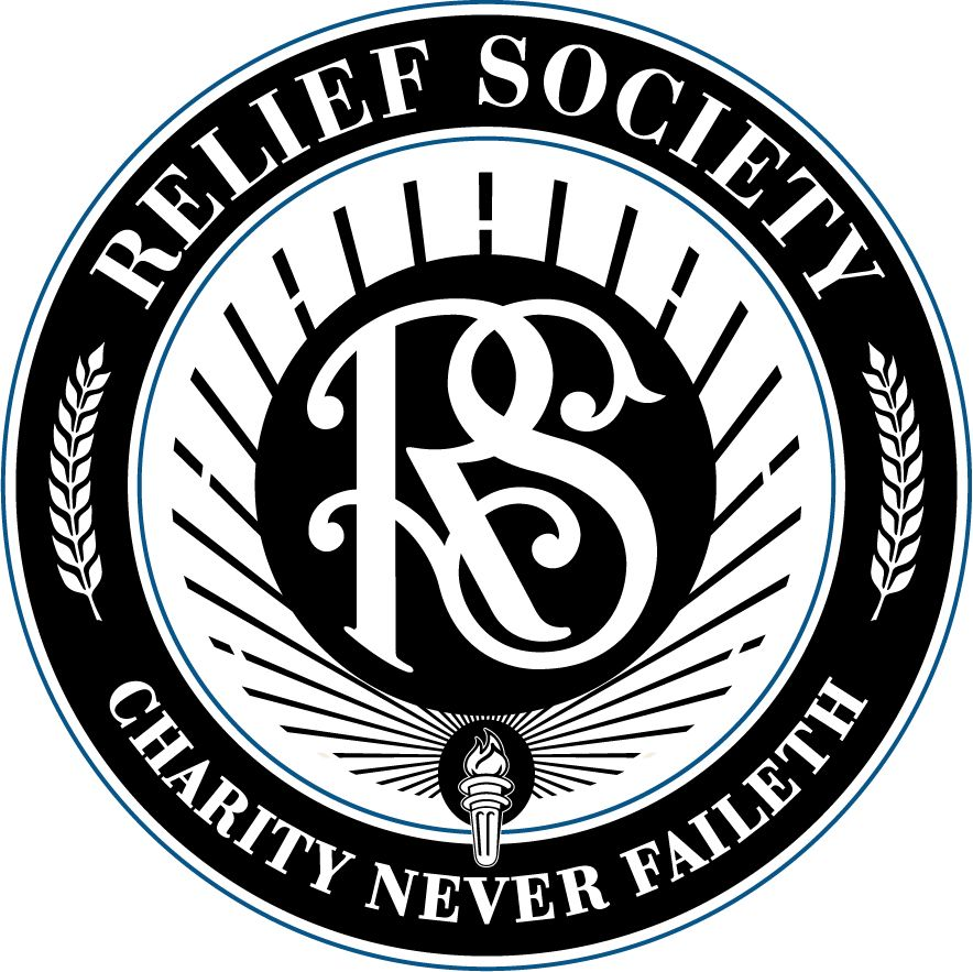Mormon Share } New Relief Society Seal.