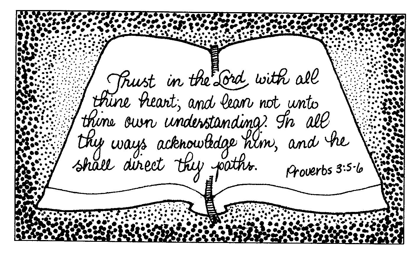 Scriptures Clip Art.
