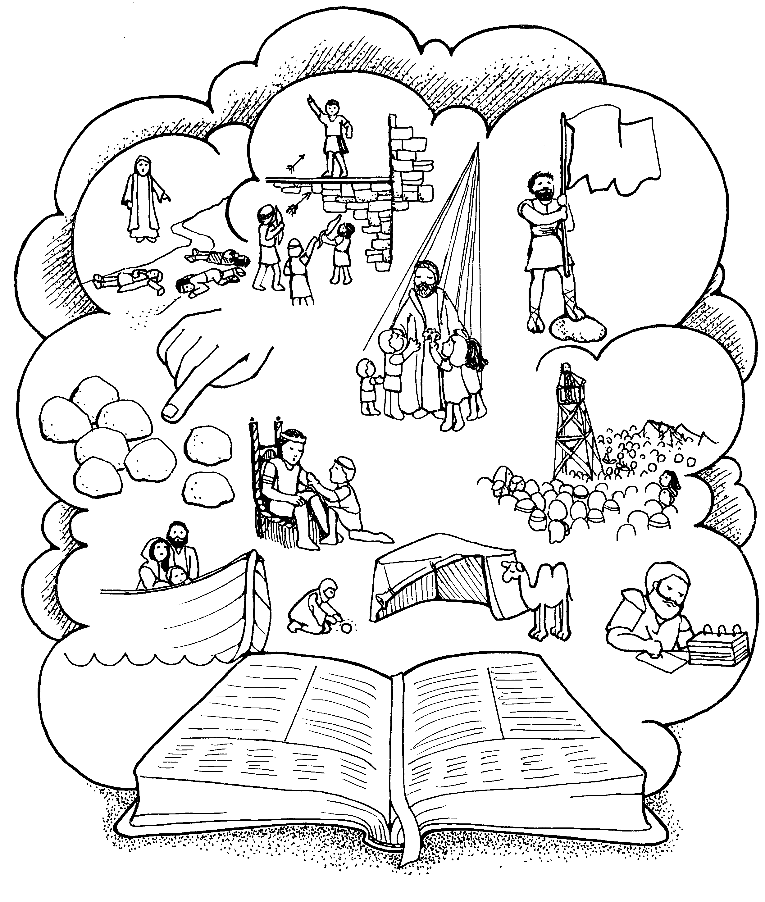 111 Book Of Mormon free clipart.