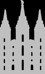 Lds Temple Clip Art at Clker.com.