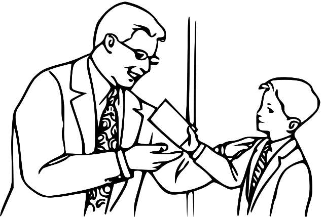 LDS Clipart: tithing clip art.