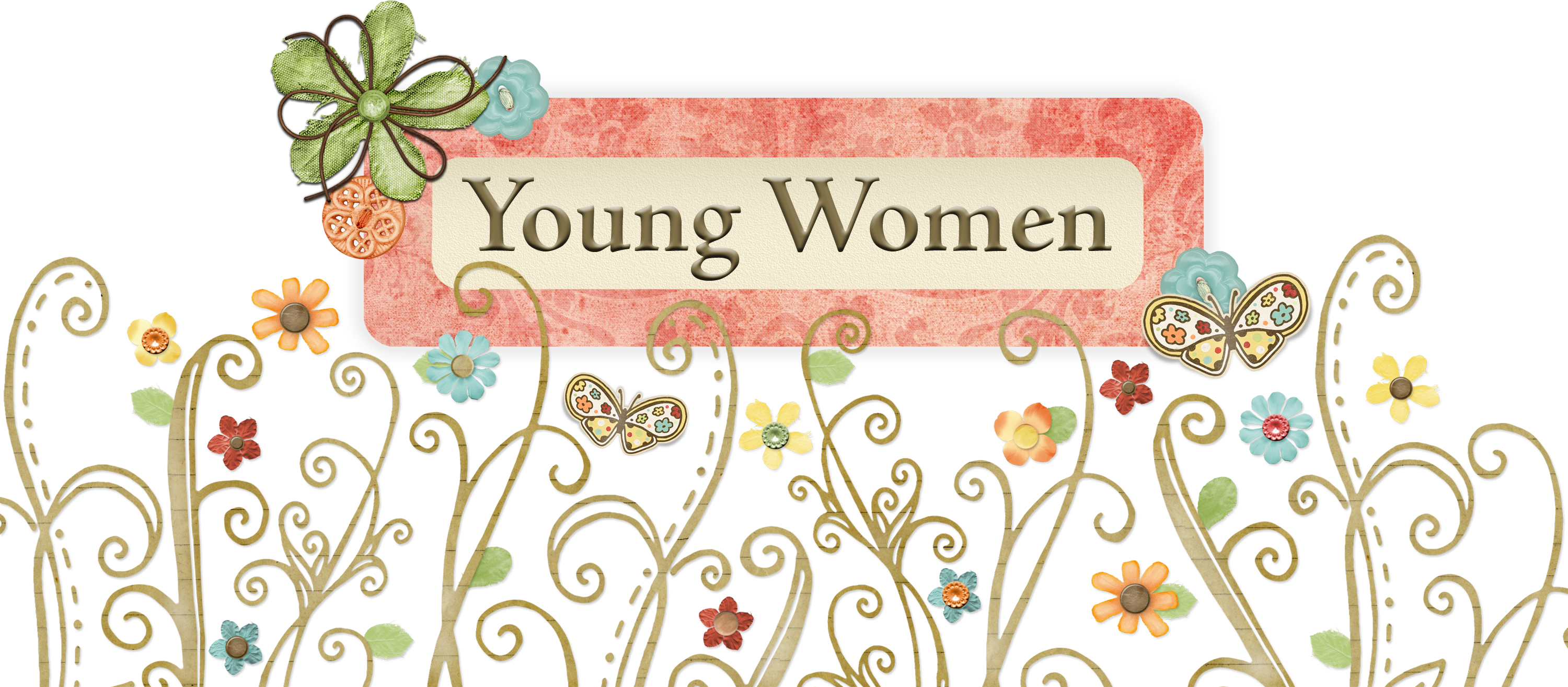 Lds Yw Clipart.