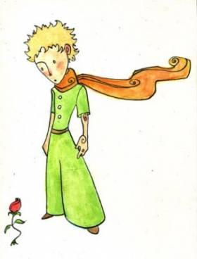 Le petit prince clipart.
