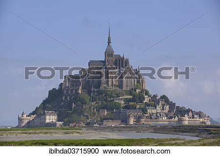 "Stock Photography of ""Mont Saint."