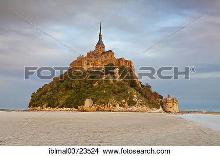 "Stock Photo of ""Mont Saint."