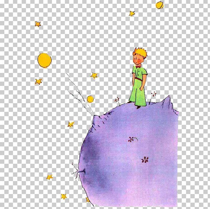 The Little Prince: Le Petit Prince Planet 0506147919 Book.
