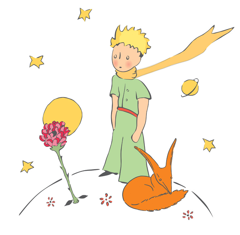Protein Dance :: The Little Prince.