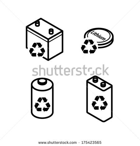 Dry Battery Stock Photos, Royalty.