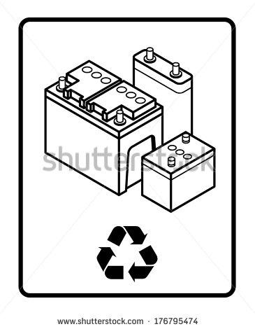 Lead Acid Battery Stock Photos, Royalty.