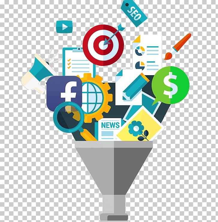 Lead generation Sales lead Digital marketing, Marketing PNG.
