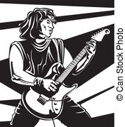 Guitarist Clip Art and Stock Illustrations. 4,208 Guitarist EPS.