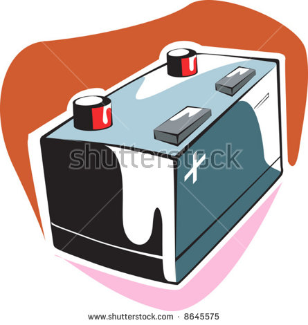 Storage Battery Stock Images, Royalty.