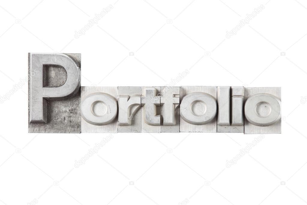 Lead type letters — Stock Photo © Alexandre17 #82719100.