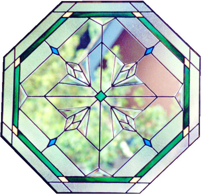 Stained & Leaded Glass.