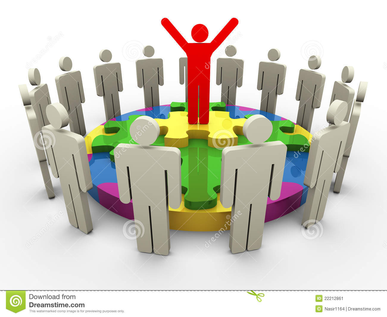 Leader Clipart Images.