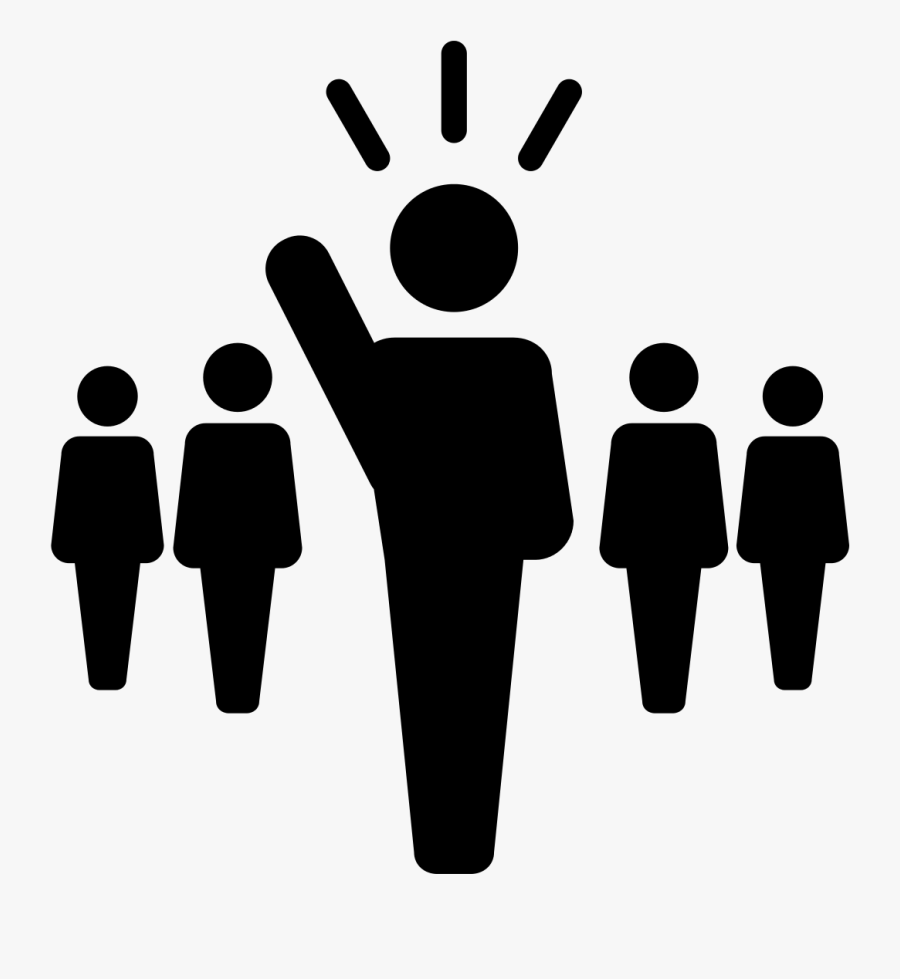 Leadership Clipart Black And White , Free Transparent.