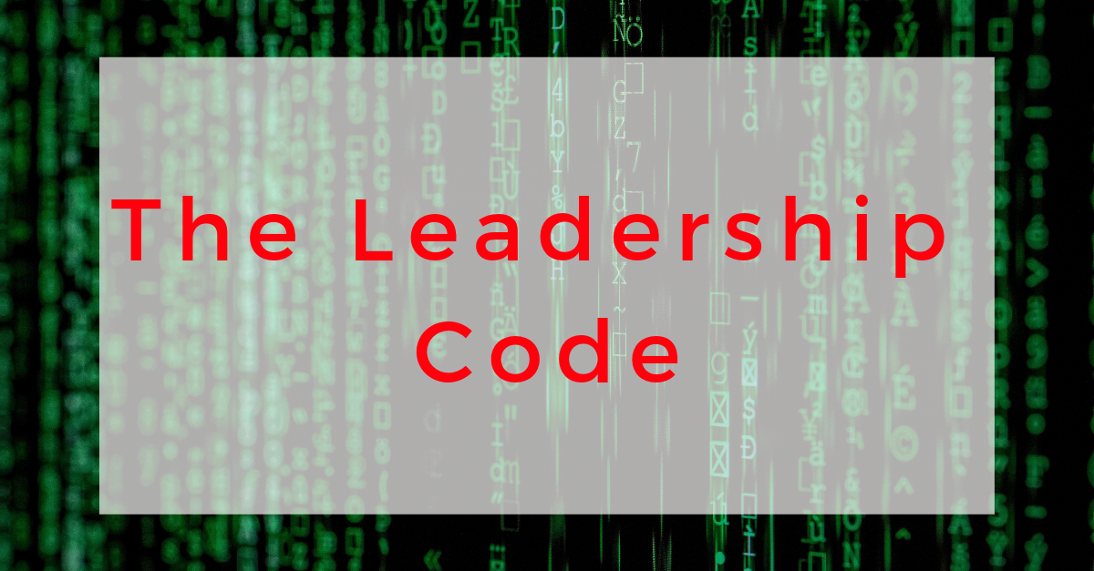 The Leadership Code.