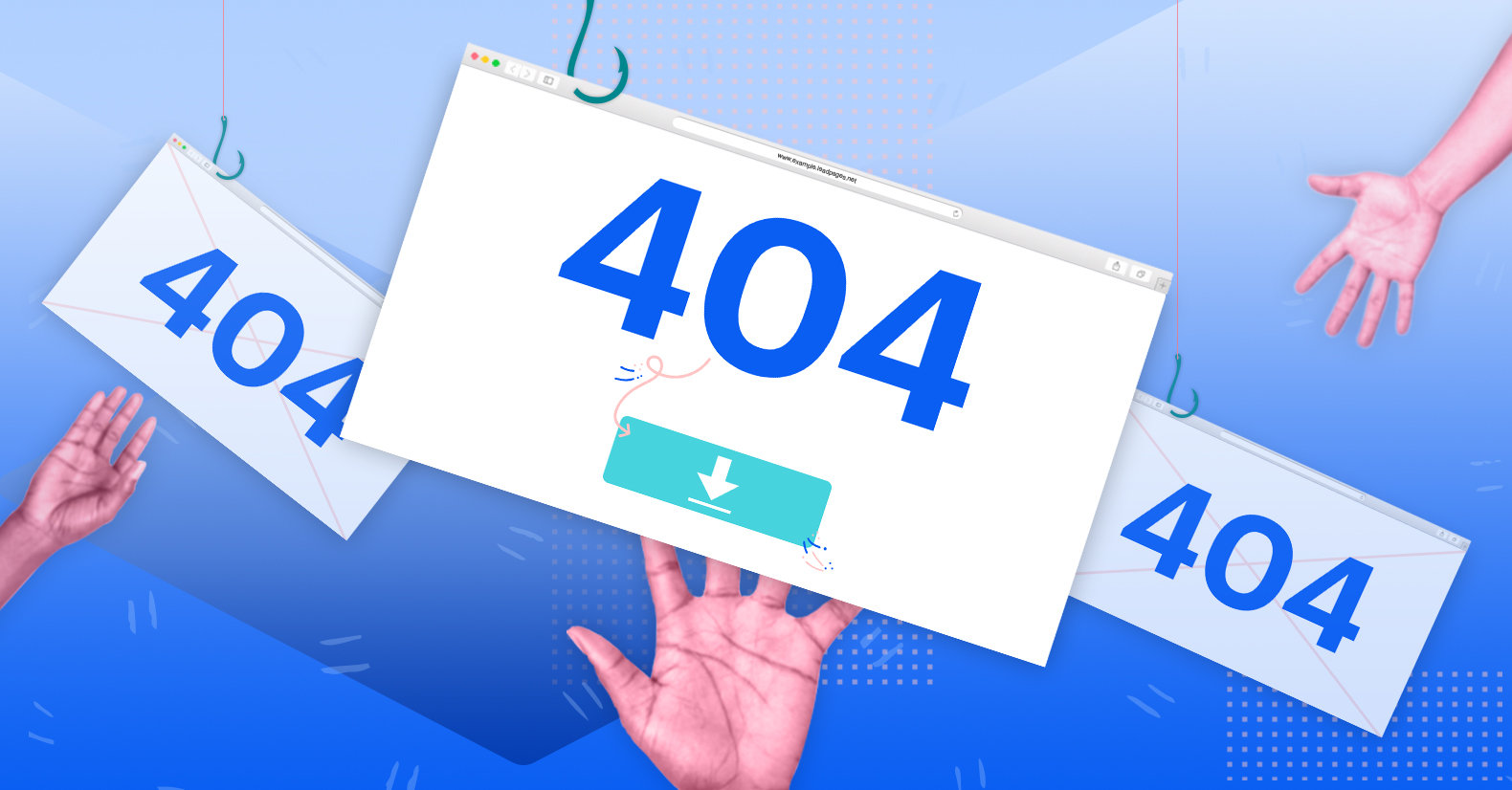 (Ingenious) Examples of How to Use Your 404 Page for Lead.