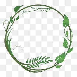 2019 的 Vector Green Leaves And Branches Combination Ring.