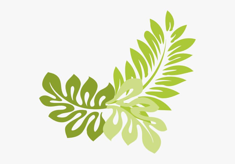 Leaves Border Design Transparent , Free Transparent Clipart.